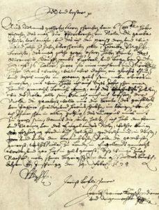 Moeser, Karl Vier Briefe des Geigenmachers Jakob Stainer aus dem Jahre 1678