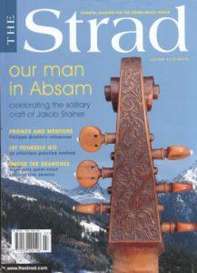 Strad 07/2003