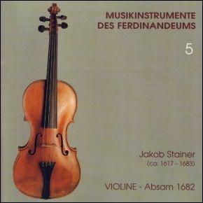 Musikinstrumente des Ferdinandeums 5