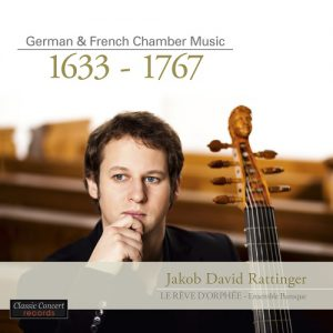 1633-1767 German and French Chamber Music