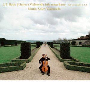 J.S. Bach, 6 Suites a Violoncello Solo Senza Basso Vol. 1