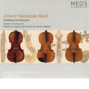 Johann Sebsastian Bach: Goldbergvariationen