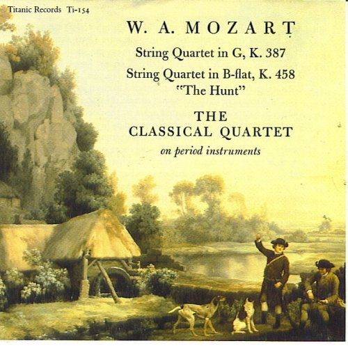 The Classical Quartet on period instruments