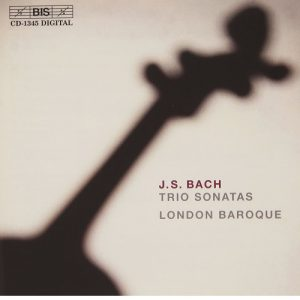 London Baroque, J.S. Bach - Trio Sonatas