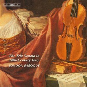Die Triosonate in Italien im 18. Jhd.