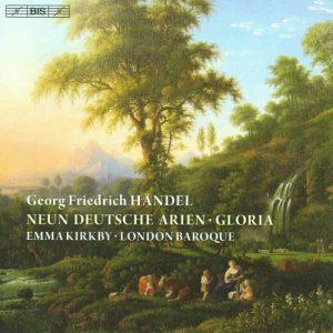 London Baroque, Händel – Neun Deutsche Arien