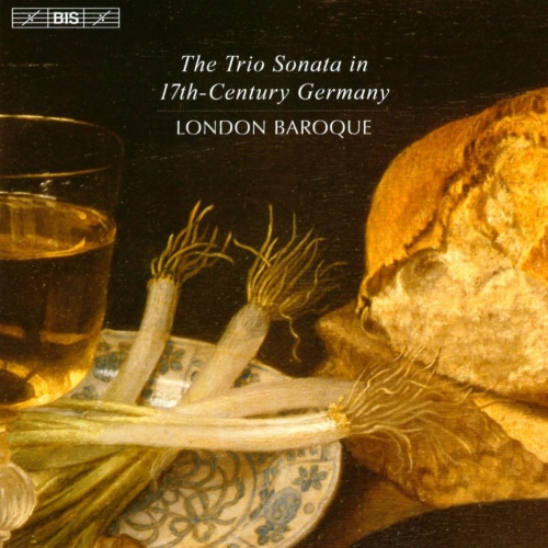 London Baroque, Die Triosonate in Deutschland im 17. Jhd.