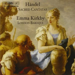 London Baroque, Händel - Geistliche Kantaten