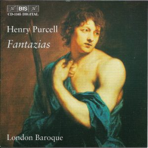 London Baroque, Purcell - Fantazias