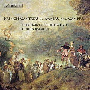 London Baroque, Französische Kantaten