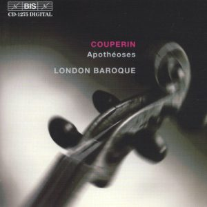 London Baroque, Couperin - Die Apotheosen