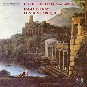 London Baroque, Händel in Italien