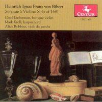 H.I.F. Biber: Sonaten für Violine Solo