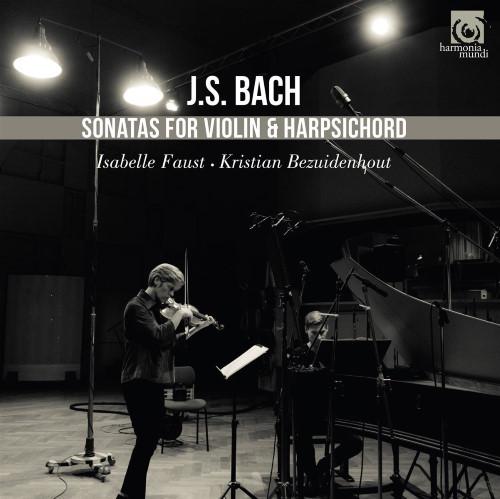 Isabelle Faust - Johann Sebastian Bach: Violinsonaten